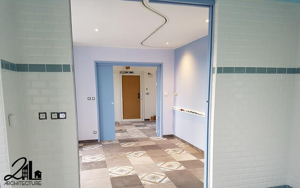 Extension d'un espace de soin dans le Gers