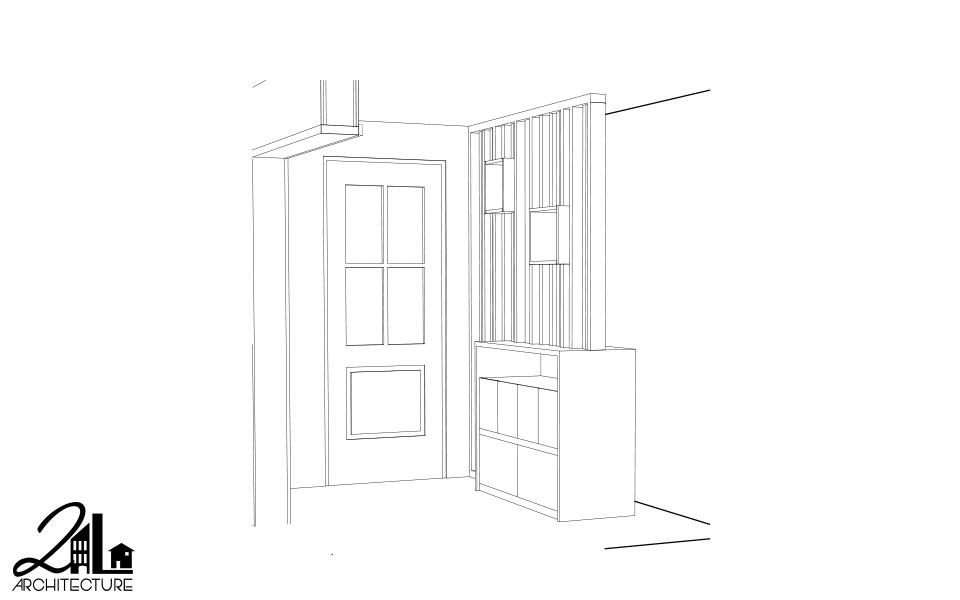 Création de meubles de salon